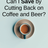 How Much Can I Save by Cutting Back on Coffee and Beer?