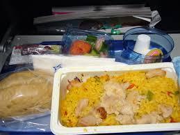Q&A 3 plane food