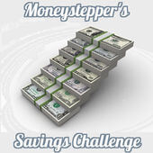 Moneystepper Savings Challenge