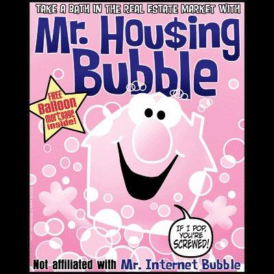 Housing bubble in the UK