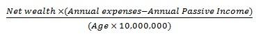 Personal Finance Score 4