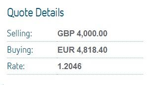 Uk forex money transfer
