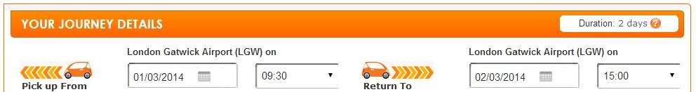 find cheaper car hire 2