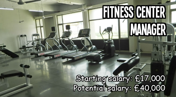 Fitness Center manager final