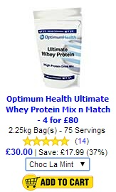 Price of Protein 6