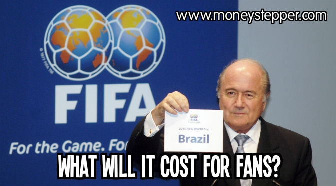 World Cup 2014 Cost