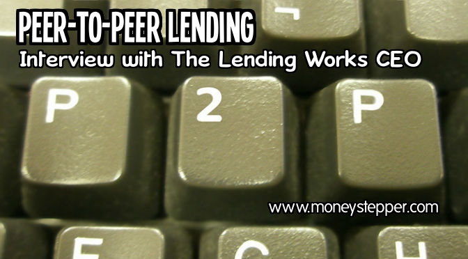 Peer-to-peer lending interview