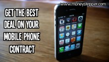 How can I get the best deal on my mobile phone contract?