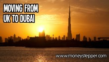 Moving from UK to Dubai