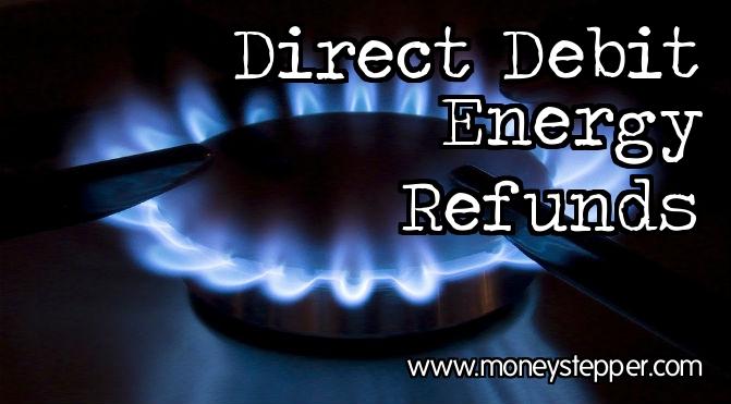 Direct Debit Energy Refunds