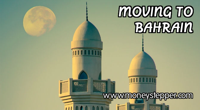 Moving to Bahrain