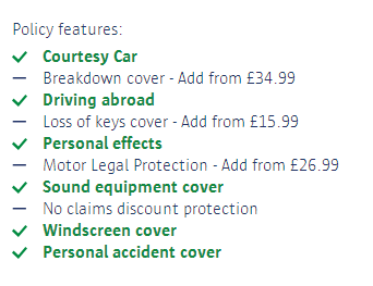 Shopping around for car insurance 2