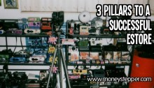 3 Pillars to a Successful eStore