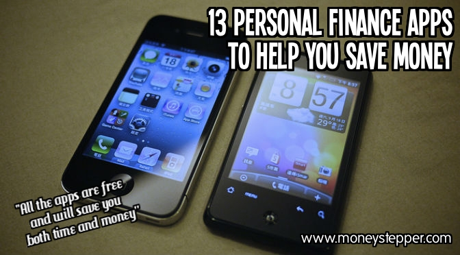 13 personal finance apps to save money