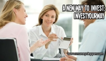 A new way to invest - InvestYourWay