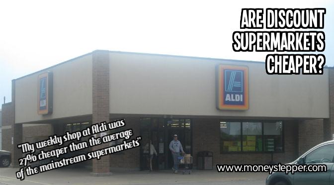 Are discount supermarkets cheaper