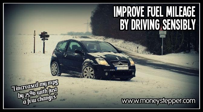 Improve fuel mileage