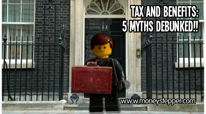 Tax and benefits system myths