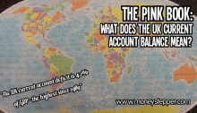 The Pink Book: UK Current Account Balance