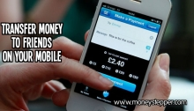 Transfer money to friends on your mobile - Paym