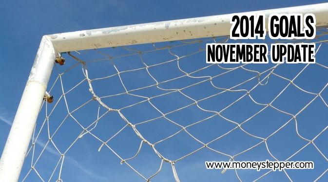 2014 Goals November Update