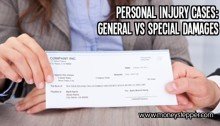 Difference between general and special damages Cover