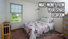 Make money from your spare bedroom