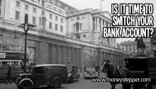 Is it time to change your bank account