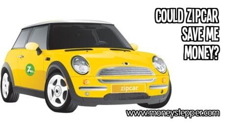 Could Zipcar Save Me Money