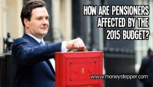 How Are Pensioners Affected By The 2015 Budget