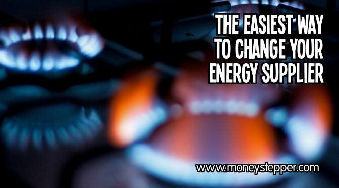 The easiest way to change your energy supplier
