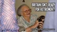 Britain isn't ready for retirement