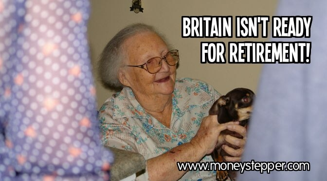 Britain's not ready for retirement