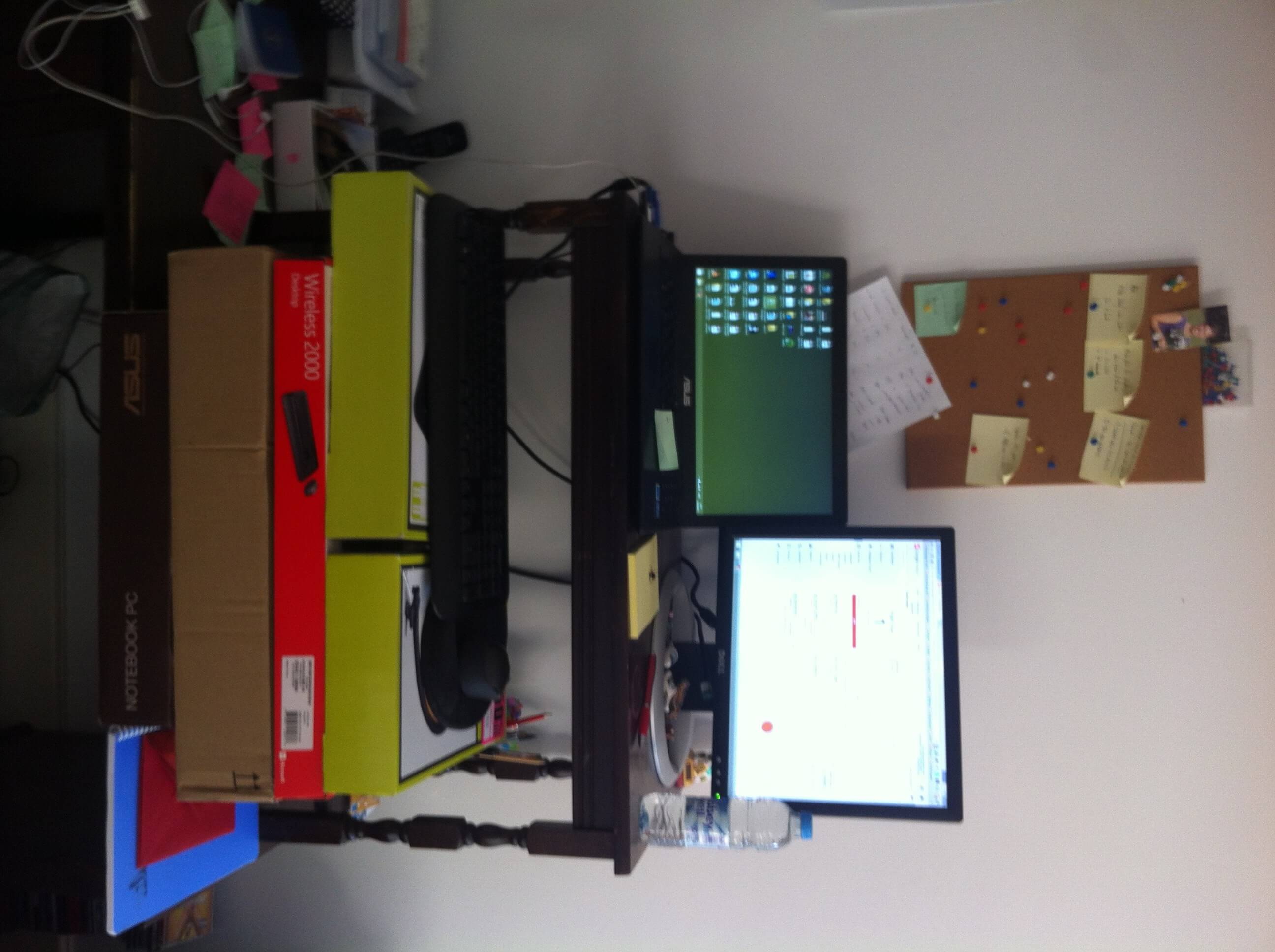 Moneystepper Standing Desk