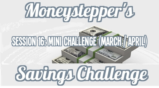 Session 16 - The Mini Challenge (March & April)