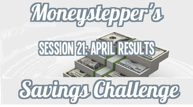 Session 21 - April Results
