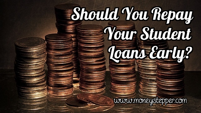 Student Loan Repayment - Paying Back Student Loans Early