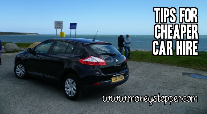 Tips for cheaper car hire