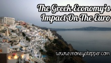The Greek Economy's Impact On The Euro