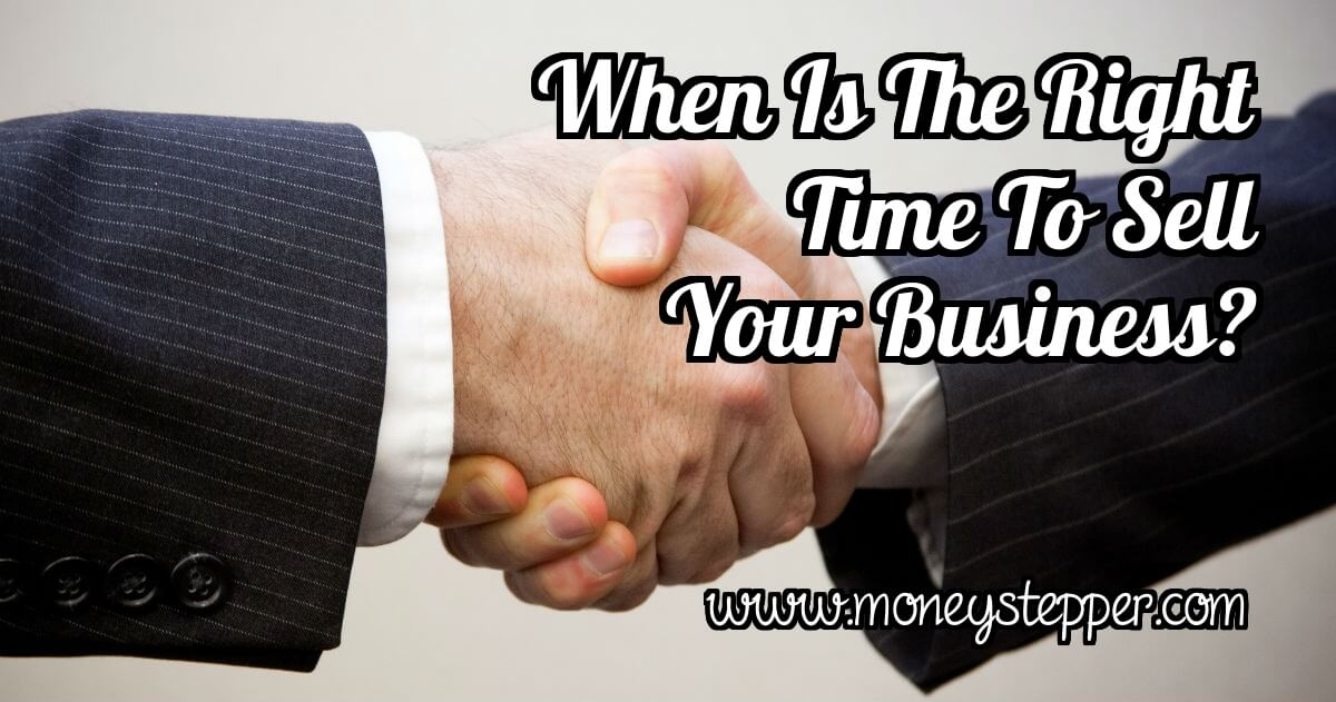 When Is The Right Time To Sell Your Business