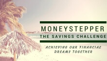 Moneystepper Savings Challenge Main Badge