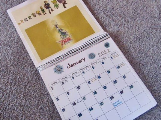 How To Diy Calendar : Christmas gifts you can make at home
