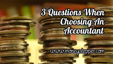 Questions When Choosing An Accountant