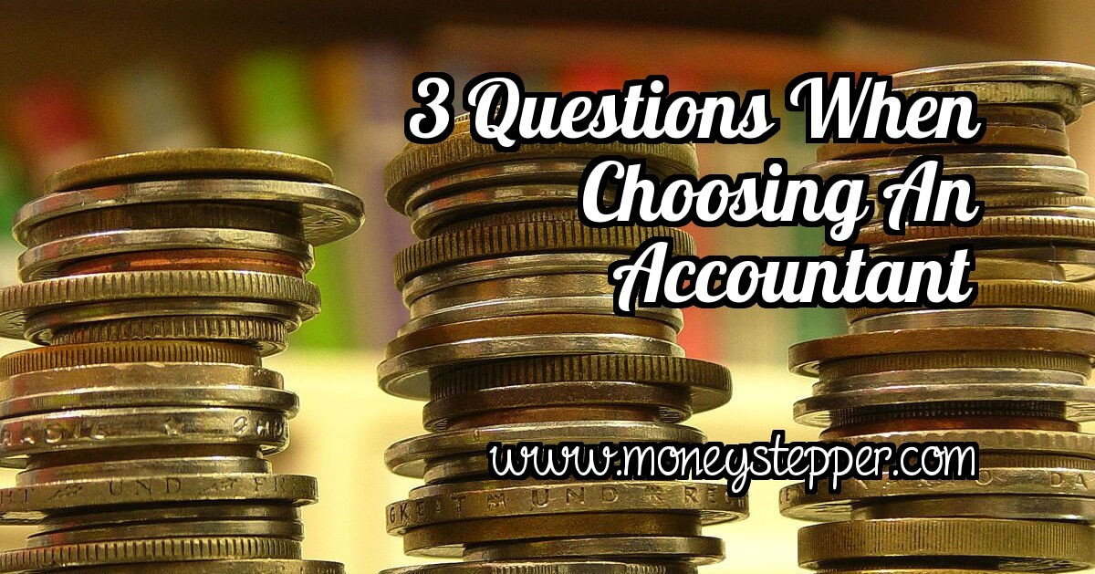 Questions When Choosing An Accountant
