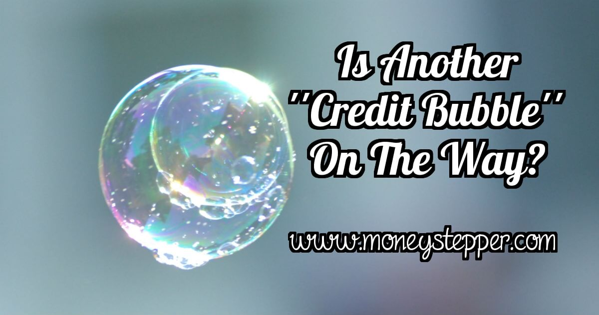 New Credit Bubble In The UK