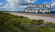 What Are My Holiday Rights