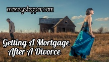 Getting A Mortgage After Divorce