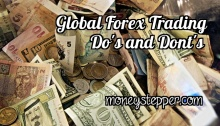 Global Forex Trading Do's and Dont's