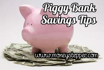 Piggy Bank Savings Tips
