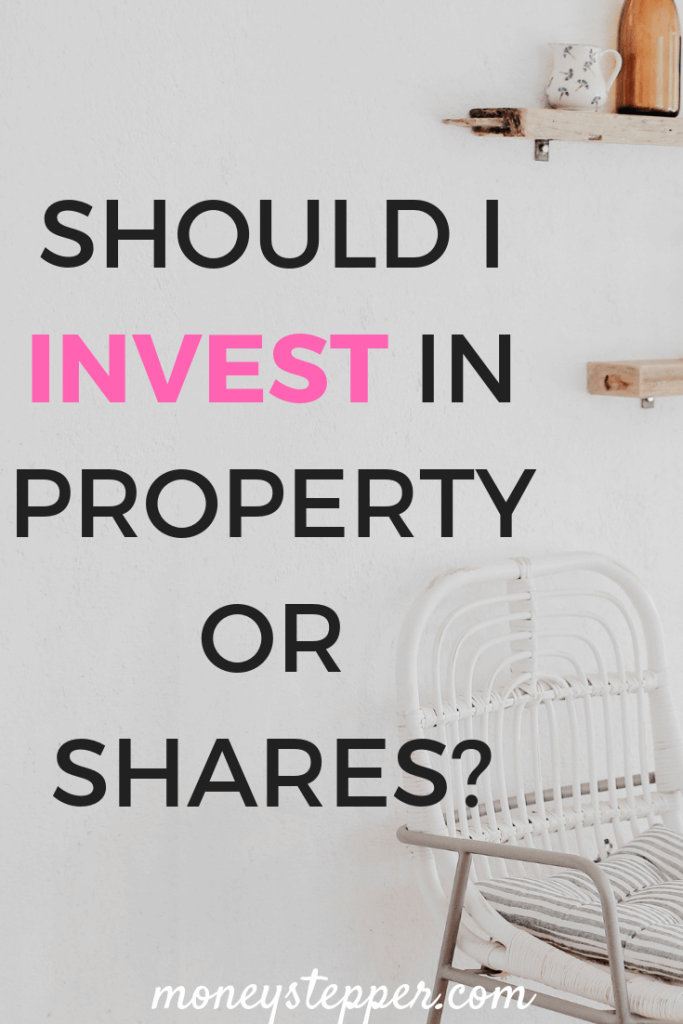 Should I Invest In Property Or Shares? Here are some tips for for investing for beginner, to help you answer the question of whether to invest in property or shares, I want to share with you a very brief, but very striking overview of the performance of major asset classes in the UK over the past 30-50 years: #investingforbeginners #investmentideas #investingmoney